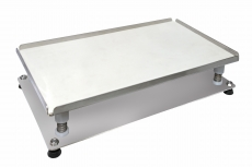 Vibrationstisch / Vibration Table stand alone