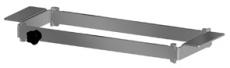 Dito Sama Zubehör für Kesselhalterung - Regulierbare Schiene (375 - 650 mm) für mittige Montage der Kesselhalterung