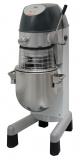 Dito Sama Edelstahl Planetenrührwerk 30l - Knethaken, Flachrührer, Besen, mechanischer Geschwindigkeitsregelung 400V - mit Aufstecknabe H; mit Kesselerkennung und Dual-Schutzschirm - DXBMF30AX3
