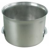 Dito Sama 2,5 Liter Edelstahlkessel für Kutter - SSB-C3LT - K25